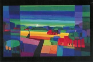 Schulten, T. Goldene Felder, 2000. DK