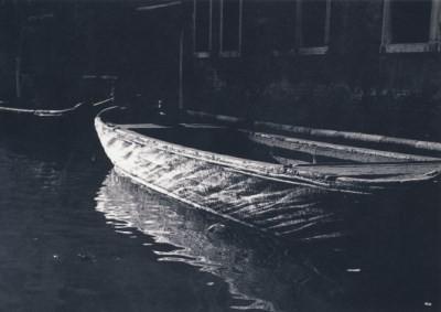 Henriette Grindat. Venise, um 1960