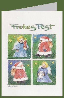 Decker, Marion. Frohes Fest. DK