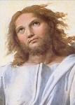 Raffael. Verklärung Christi (Ausschnitt). KK