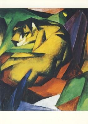 Marc, F. Tiger. KK