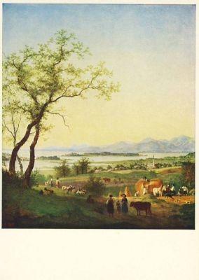 Hess, P. Am Chiemsee. KK
