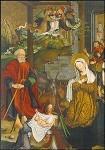 Stocker, J. Geburt Christi. KK