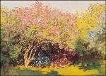 Claude Monet. Flieder in der Sonne. KK