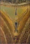 Seraphim. Mosaik. Narthex, San Marco, Venedig. KK