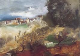 Vlaminck, M. Landschaft. KK