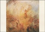 Joseph Mallord William Turner. Ein Engel, i.d. Sonne stehend