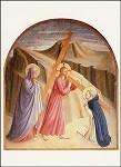 Angelico, Beato. Die Kreuztragung, 1439/45. KK