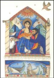 Ray, J. Geburt Jesu. KK