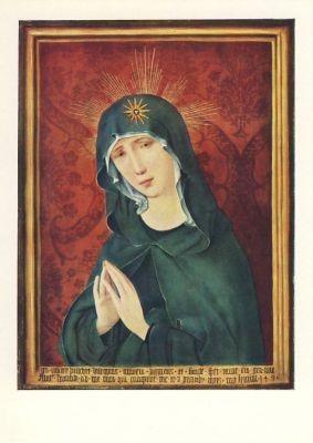 Holbein, H. Trauernde Maria. KK