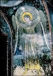 Byzantinisch. Engel der Nacht. Rumänisch. KK
