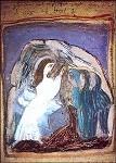Parjiani, I. Die drei Frauen am Grab. KK