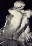 Auguste Rodin. Der Kuss, 1886. KK