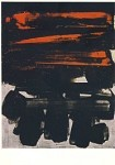 Soulages, P. Composition. (2.Wahl)