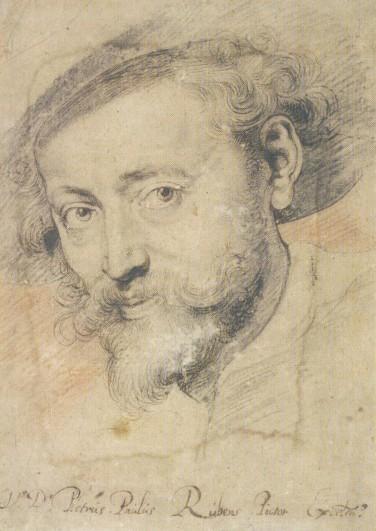 Rubens. Selbstbildnis