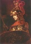 Rembrandt. Alexander der Grosse. KK