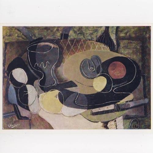 Braque, G. Stillleben - Nature Morte