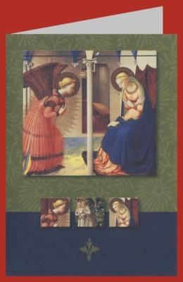 Fra Angelico. Die Verkündung