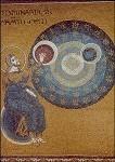 Erschaffung der Gestirne 5, um 1174. Mosaik. KK