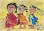 Philip Nelson. Die drei Schwestern, 1999. KK