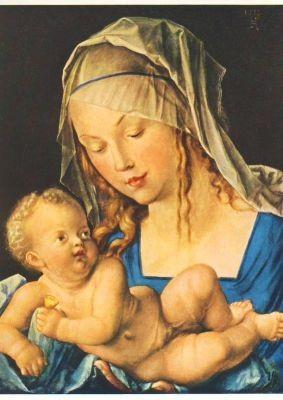 Madonna, Dürer