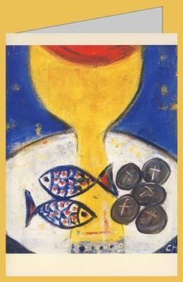 Christel Holl. Eucharistie