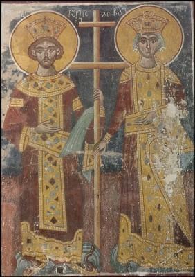 St. Constantine und St. Helen, 16. Jh. KK