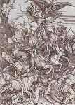 Albrecht Dürer. Apokalypse. KK