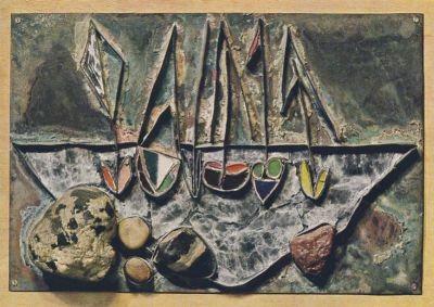 Nesch, R. Fischerboote, 1941. KK