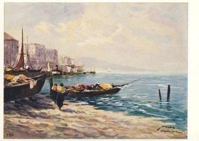 Andreas Betz. Hafenpartie