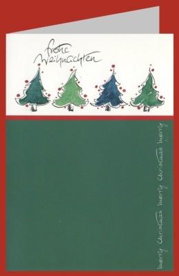 Decker, M. Frohe Weihnachten. DK