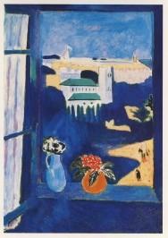 Henri Matisse. Tanger - Blick aus dem Fenster