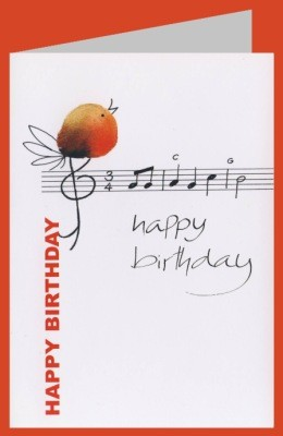Decker, M. Happy Birthday. DK
