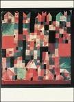 Paul Klee. 101 Städtebild, 1921. KK