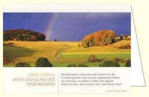 Schlierbach,K-H. Leben dürfen unter dem Glanz .... Foto-DK