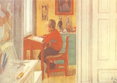 Studierstübchen, Larsson