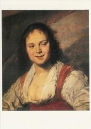 Hals, F. Zigeunermädchen. KK