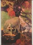Paul Gauguin. Das weisse Pferd, 1898. KK