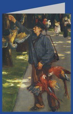 Max Liebermann. Der Papageienmann, 1901/02