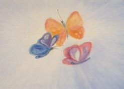 Reich. U. Die Schmetterlinge. KK