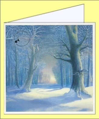 Stallenberg, Ger. Winter, 2009. 15x15 - DK