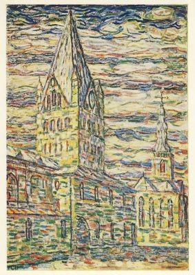 Rohls, C. St. Patrolkus in Soest, 1906. KK