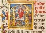 Auferstehung, Psch-Missale 1526. KK