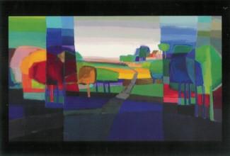 Schulten, T. Am Horizont, 1998. DK