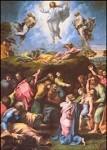 Raffael. Verklärung Christi (Vollbild) KK